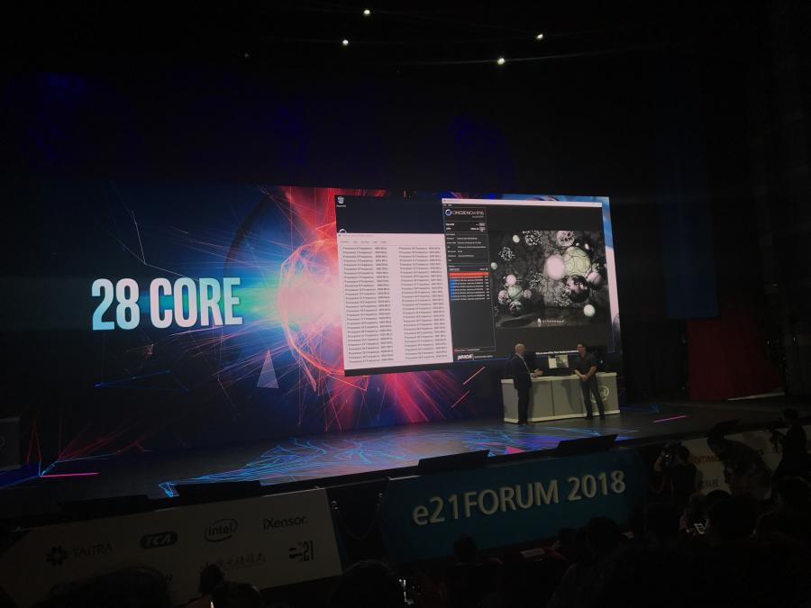 Computex 2018 – Intel da detalles sobre su CPU de 28 Cores y 5.0 GHz