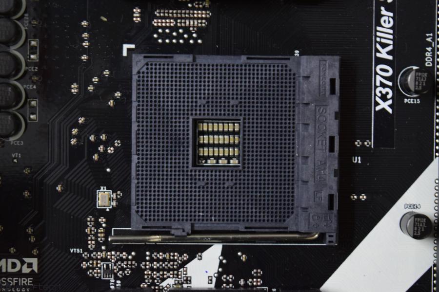 ASRock mostrará sus placas base B450 en Computex