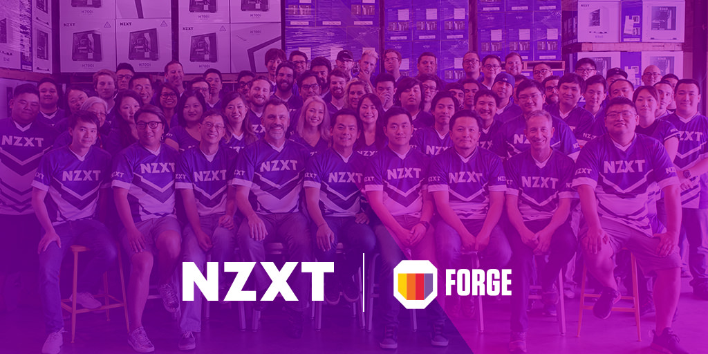 NZXT adquiere Forge