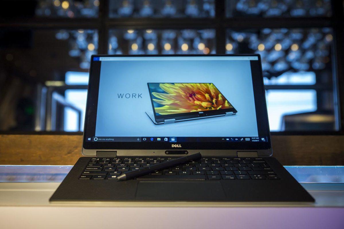 Dell presenta en IFA 2018 sus nuevos portátiles y monitores