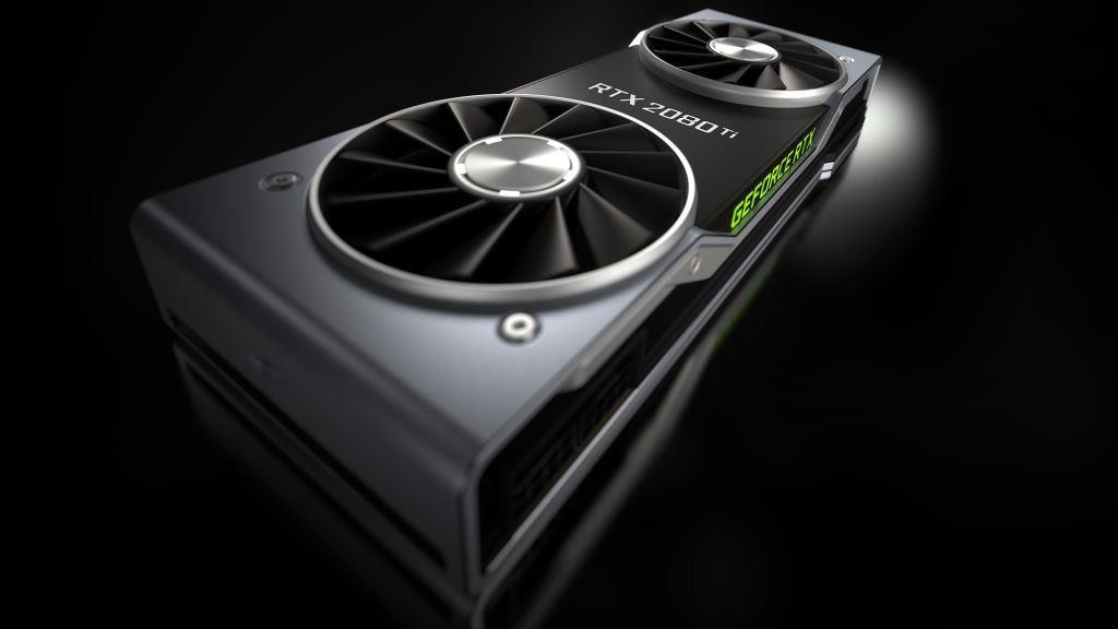 NVIDIA presenta la serie GeForce RTX