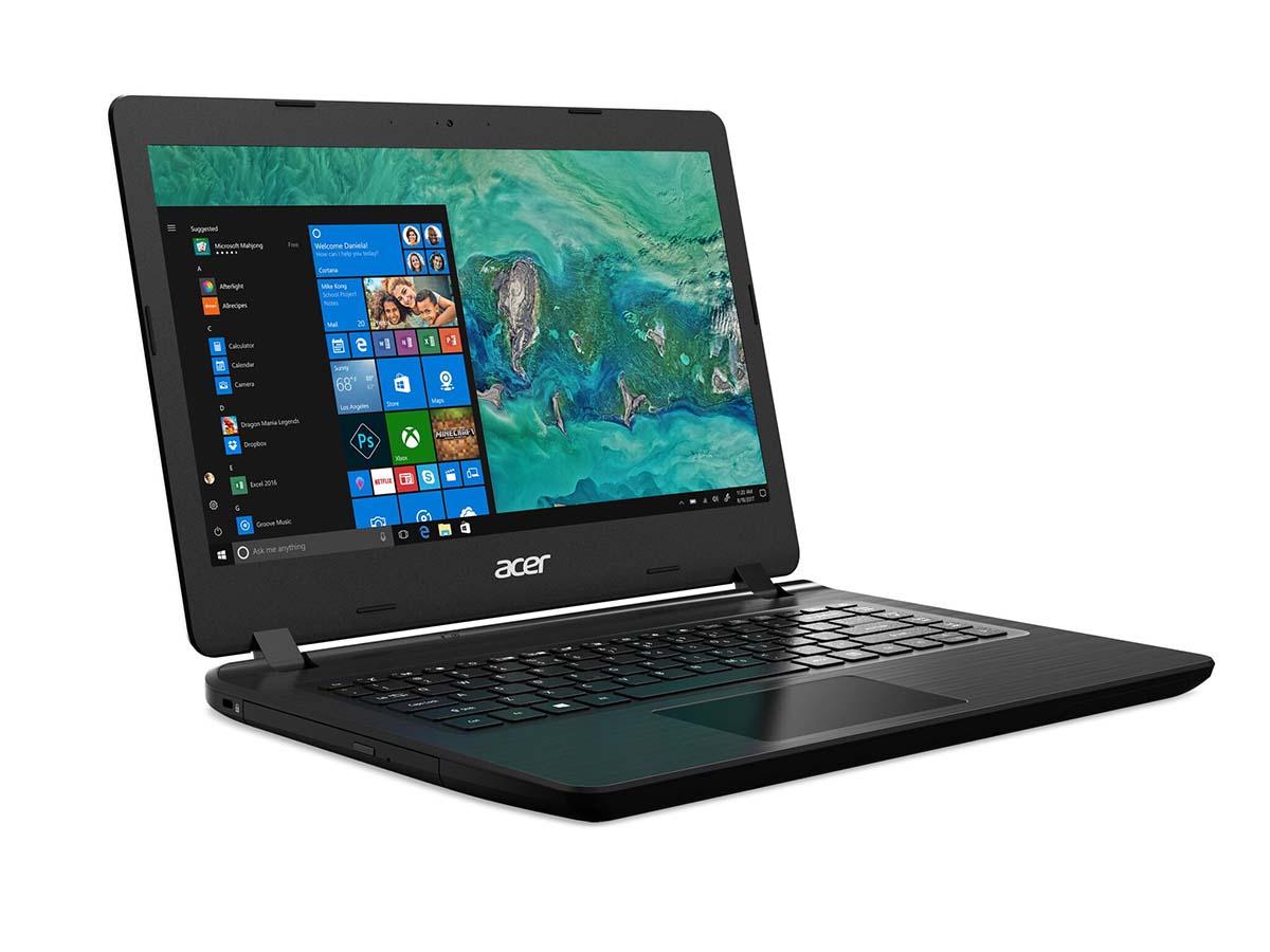 Acer presenta novedades en su serie de portátiles y equipos All-in-One