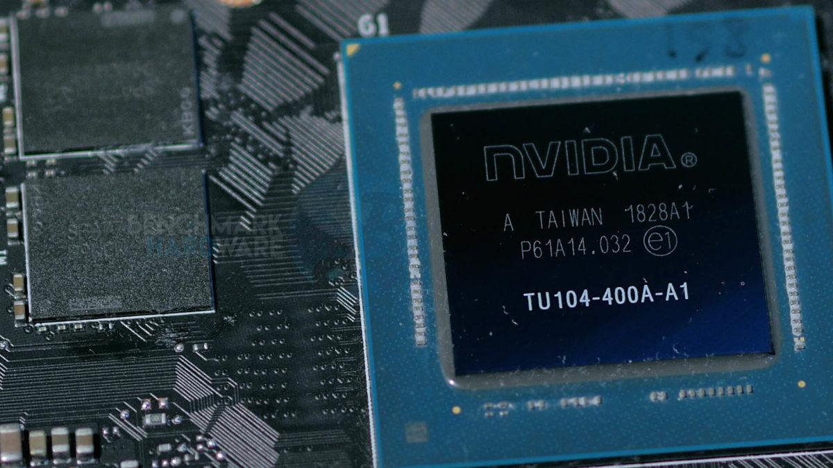 NVIDIA TU104 - RTX 2080