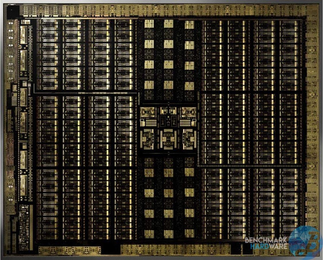 Samsung fabricaría los chips de NVIDIA Ampere en 7nm