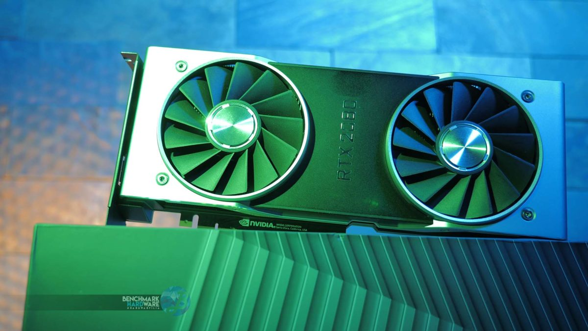 RTX 2080 Review Completa