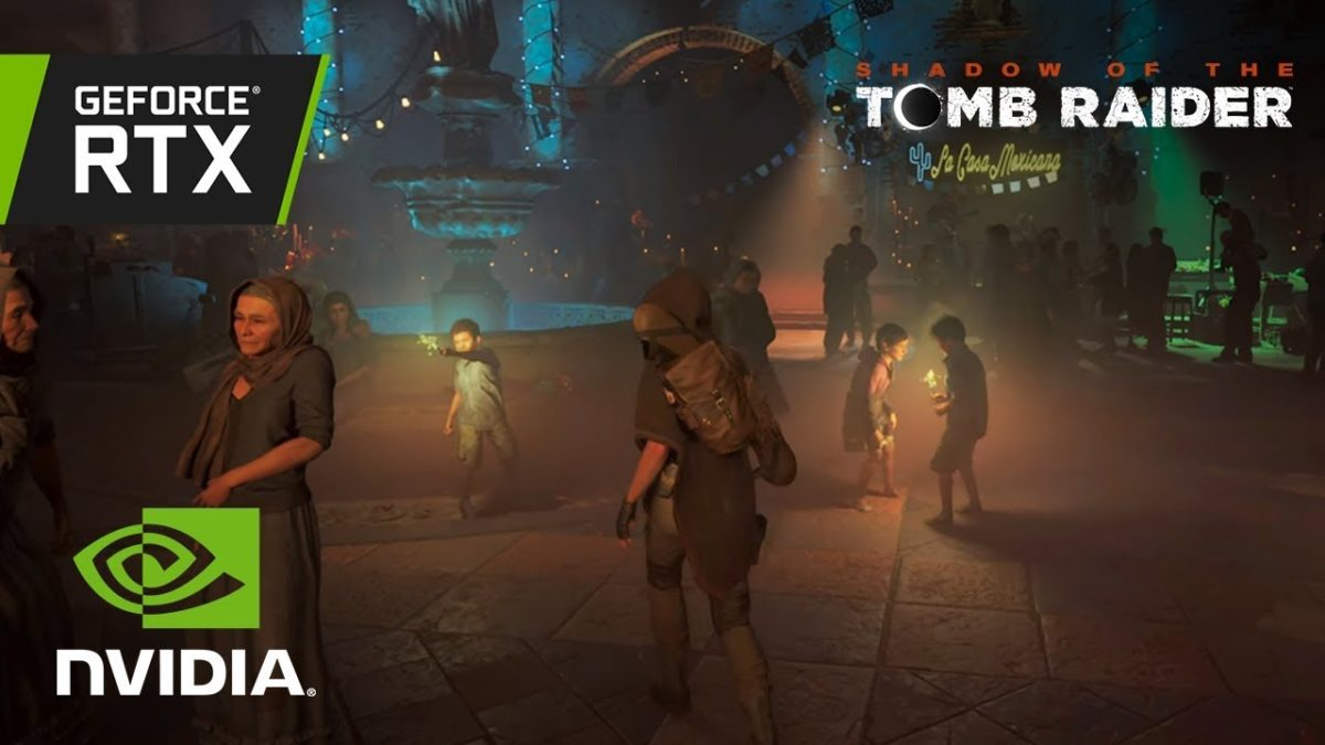 El nuevo NVIDIA Game Ready Driver llega optimizado para Shadow of the Tomb Raider
