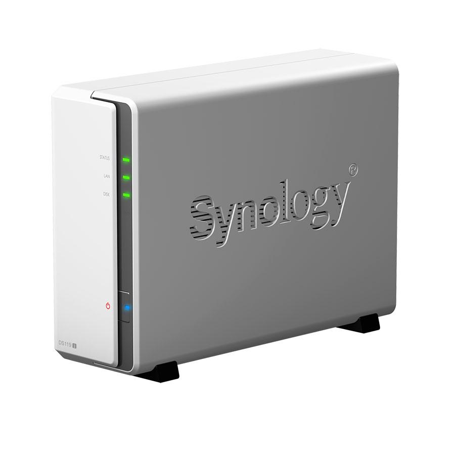 Synology presenta el NAS DiskStation DS119j