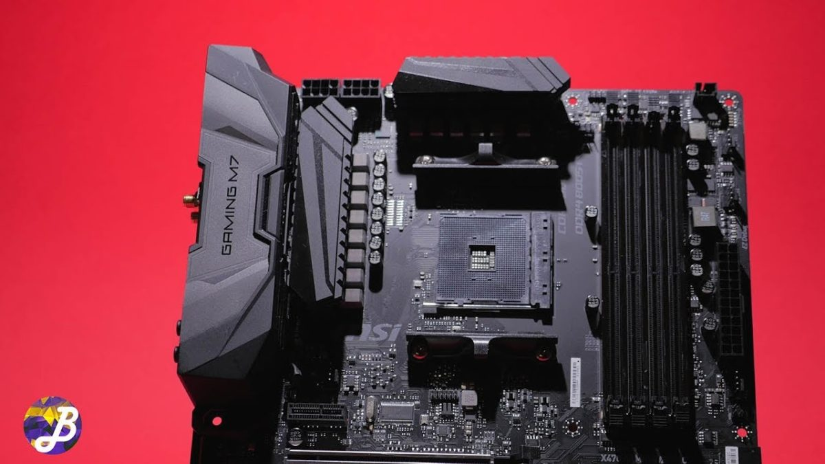 MSI relanzará placas bases AMD 400 para mejorar sus BIOS