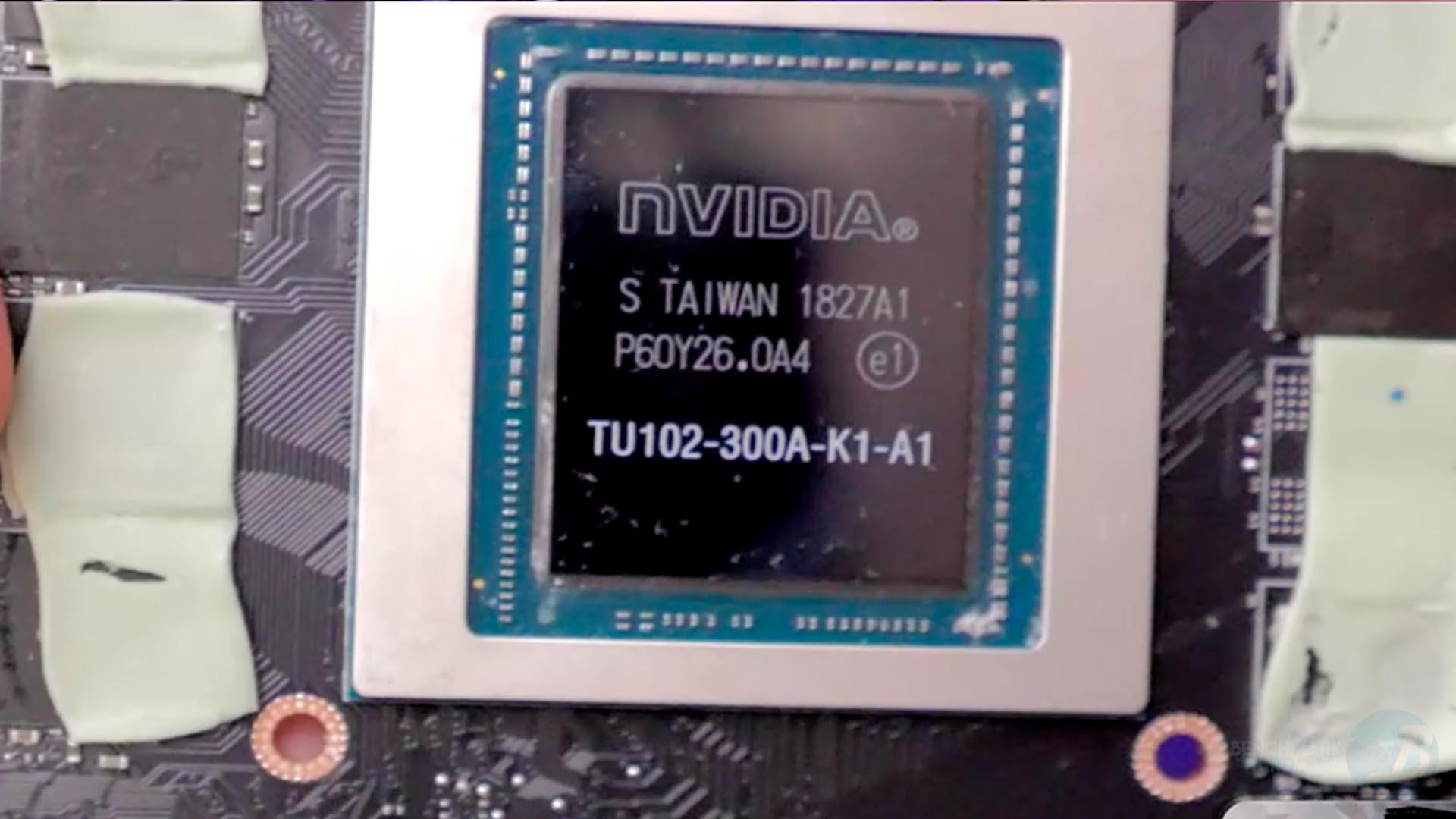 NVIDIA TU102 - RTX 2080 Ti