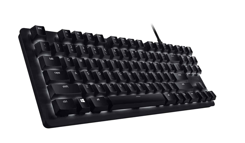 Razer anuncia su nuevo teclado BlackWidow Lite