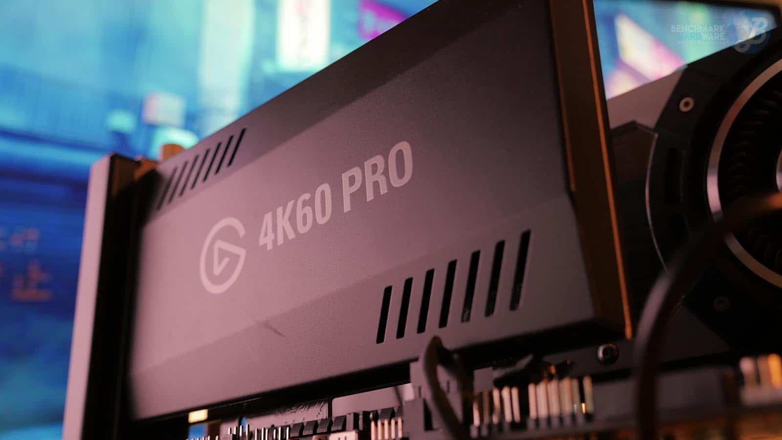 elgato 4K60 Pro - Review - Benchmarkhardware