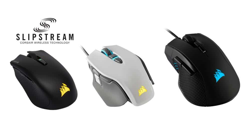 CES 2019 – Corsair presenta sus nuevos ratones junto a Slipstream Wireless