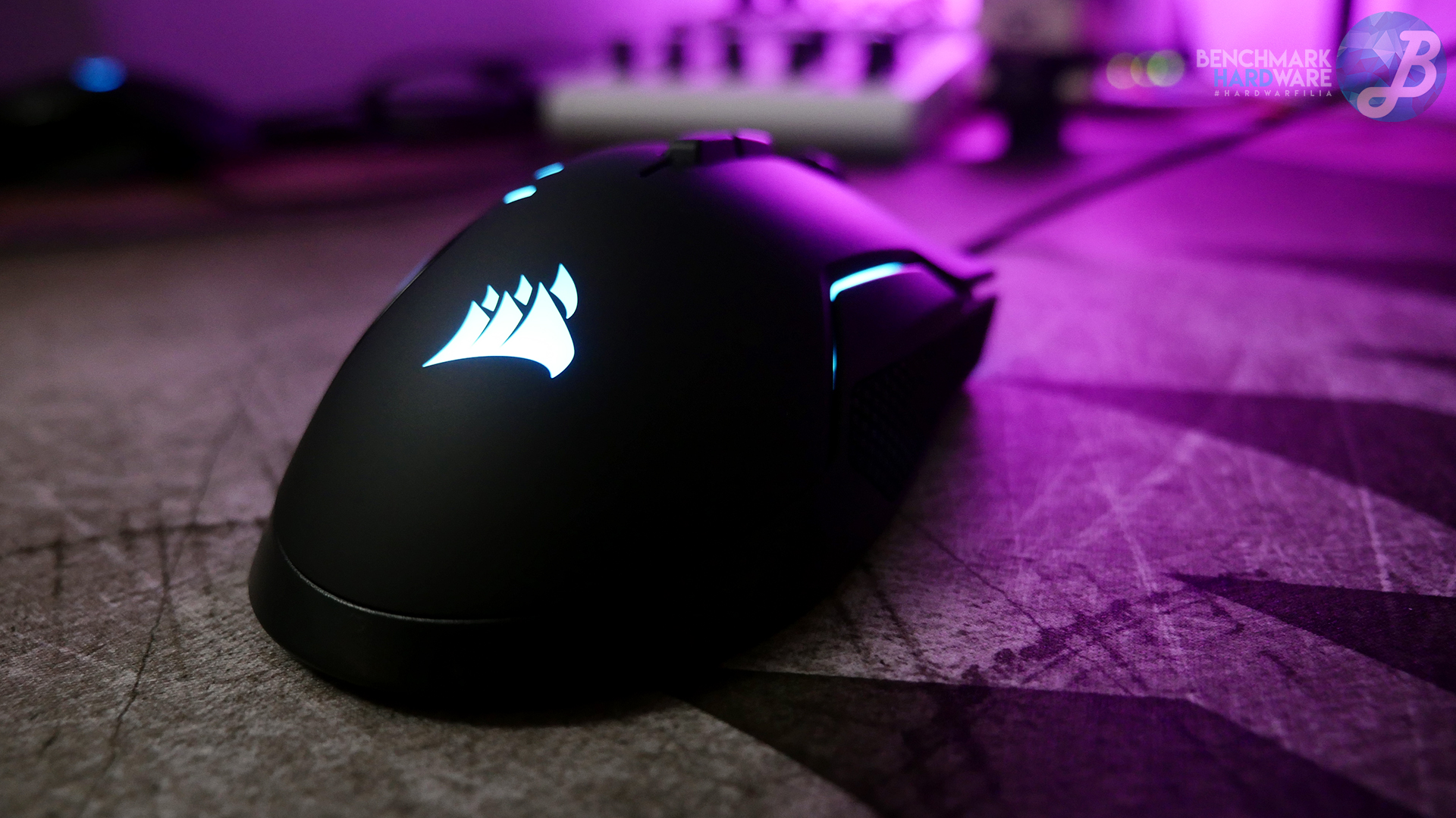 Corsair Glaive RGB Review completa