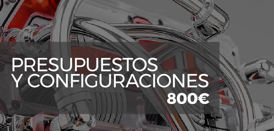 Configuración de PC 800€ – Abril 2019