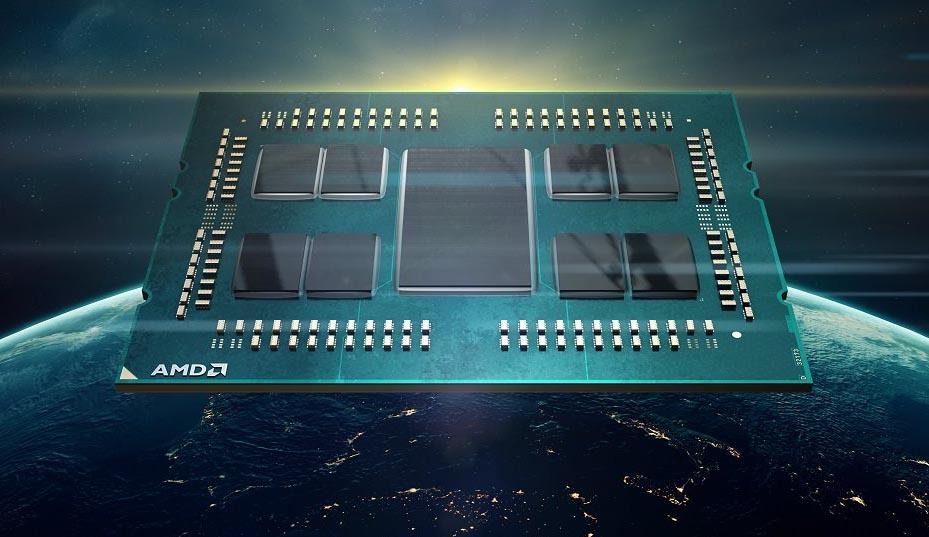 AMD estaría trabajando en un nuevo AMD Threadripper de 64 núcleos