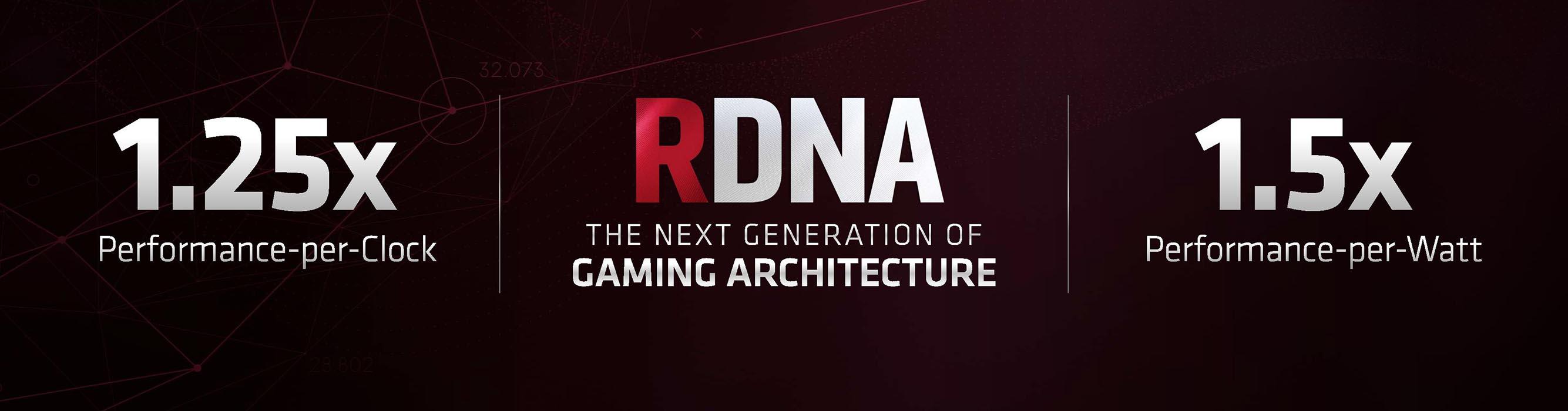 Arquitectura RDNA - AMD Navi