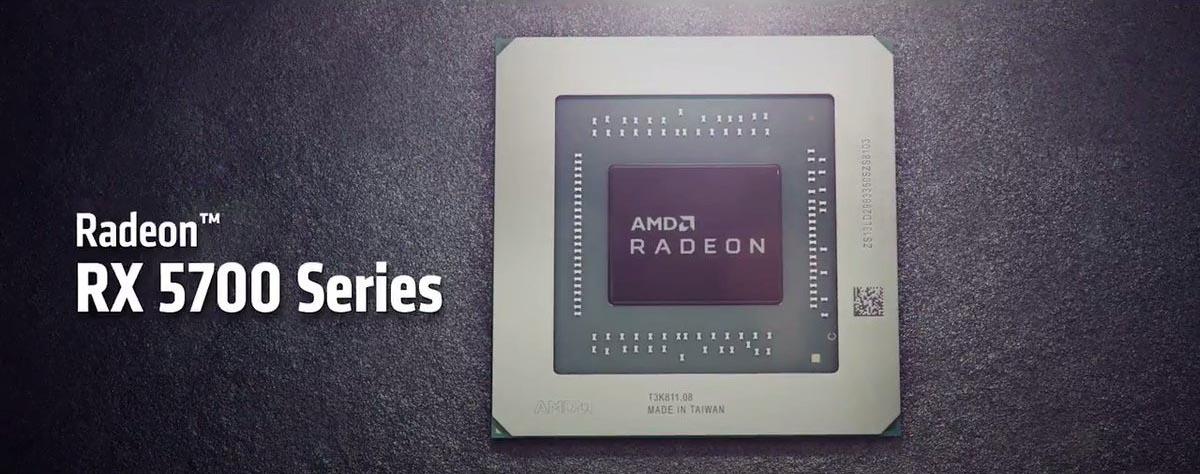 Computex 2019 – AMD RX 5700 la nueva serie de tarjetas gráficas AMD Navi