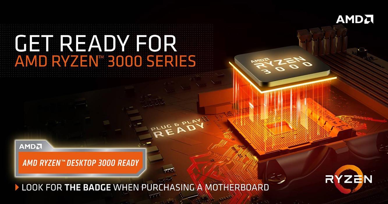 Computex 2019 – AMD X570 no es compatible para CPUs Zen de 1º generación
