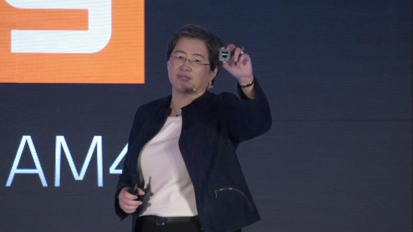 Computex 2019 – AMD presenta sus nuevos procesadores AMD Ryzen 3000