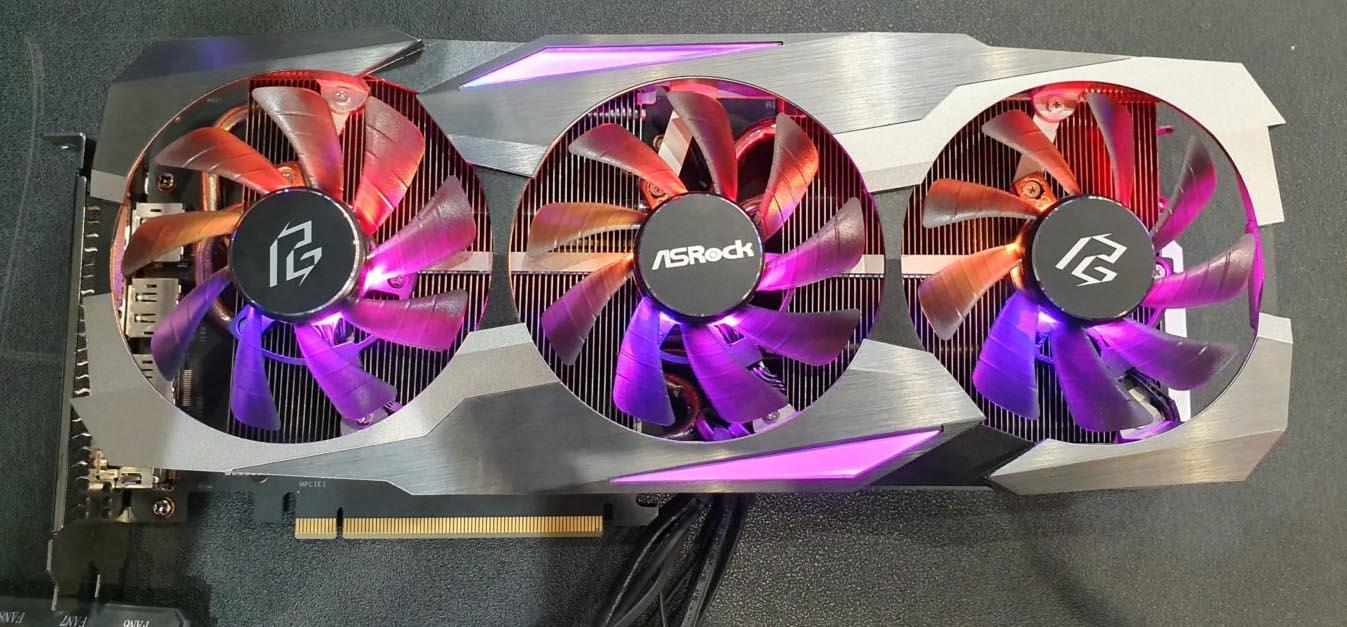 ASRock Phantom Gaming - AMD RX 5700