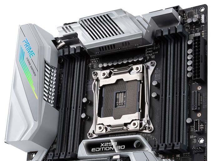 Computex 2019 – Asus celebra su 30 aniversario con la Asus Prime X299 Edition 30