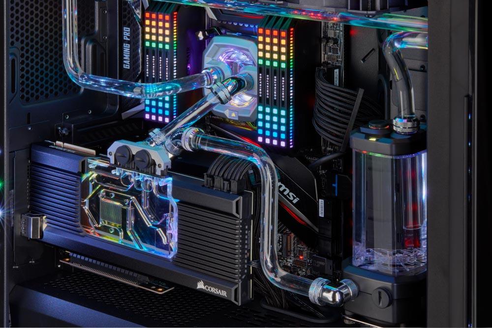 Computex 2019 – Corsair presenta sus productos de refrigeración liquida, Corsair Hydro X Series