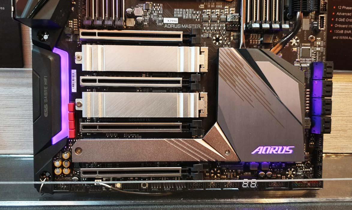 X299G Aorus Master