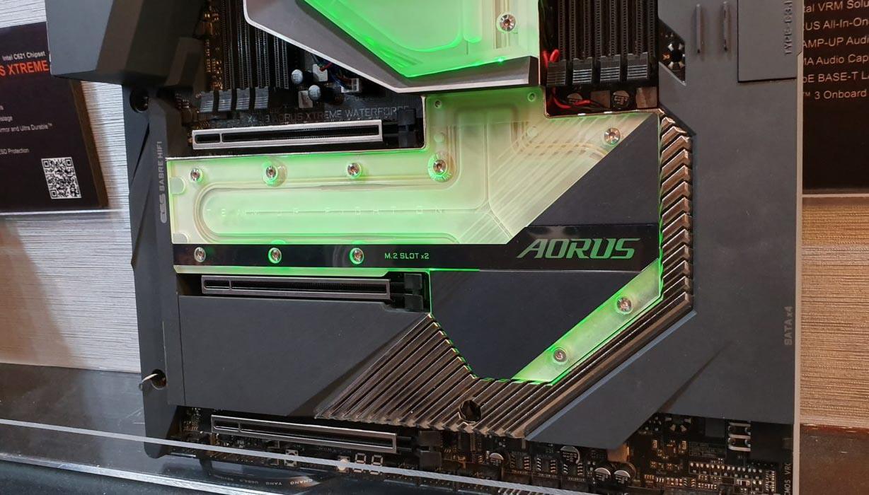 X299G Aorus Xtreme Waterforce
