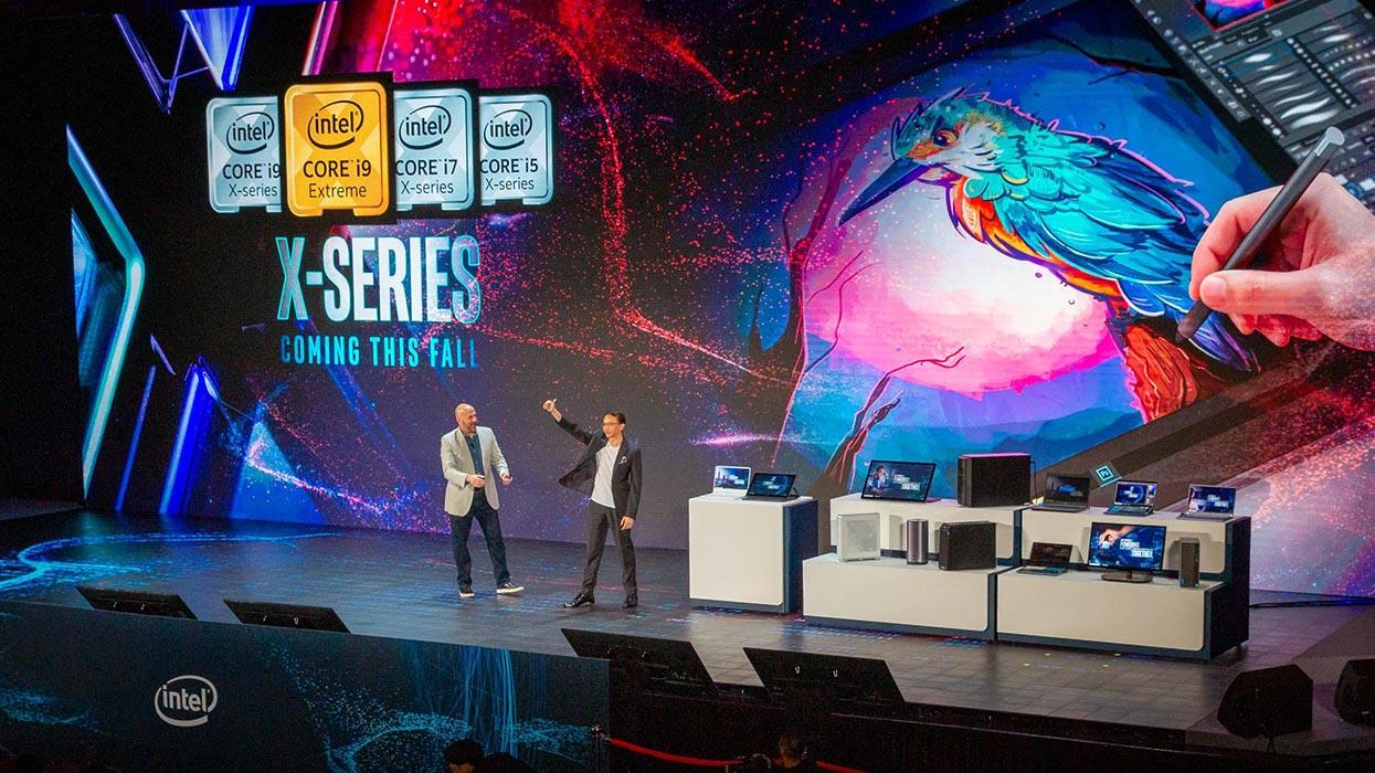 Computex 2019 – Intel presenta sus nuevos Intel Core-X y su Core i9-9900KS