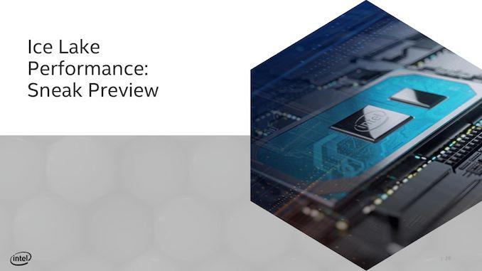Computex 2019 – Intel muestra el rendimiento de su iGPU Gen11 en los Intel Ice Lake-U