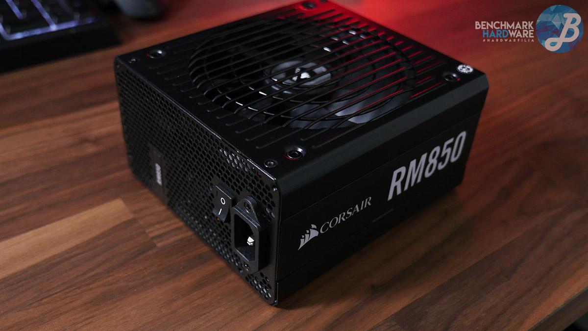 Corsair RM850 - Review