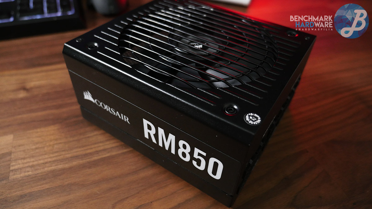 Corsair RM850 - Review