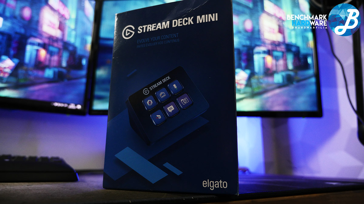 Stream Deck Mini - Embalaje