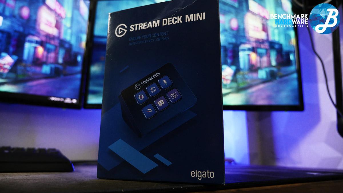 Stream Deck Mini - Embalaje