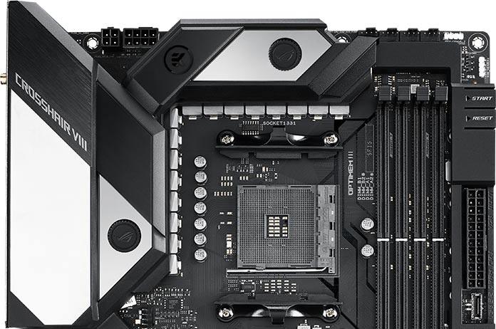 Computex 2019 – Asus anuncia su ASUS ROG Crosshair VIII Formula