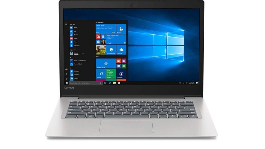 "Lenovo Ideapad S130 - Ordenador Portátil 11,6"" HD (Intel Celeron N4000, 4GB RAM, 64GB de Almacenamiento, Intel UHD Graphics, Windows10) Gris - Teclado QWERTY Español"