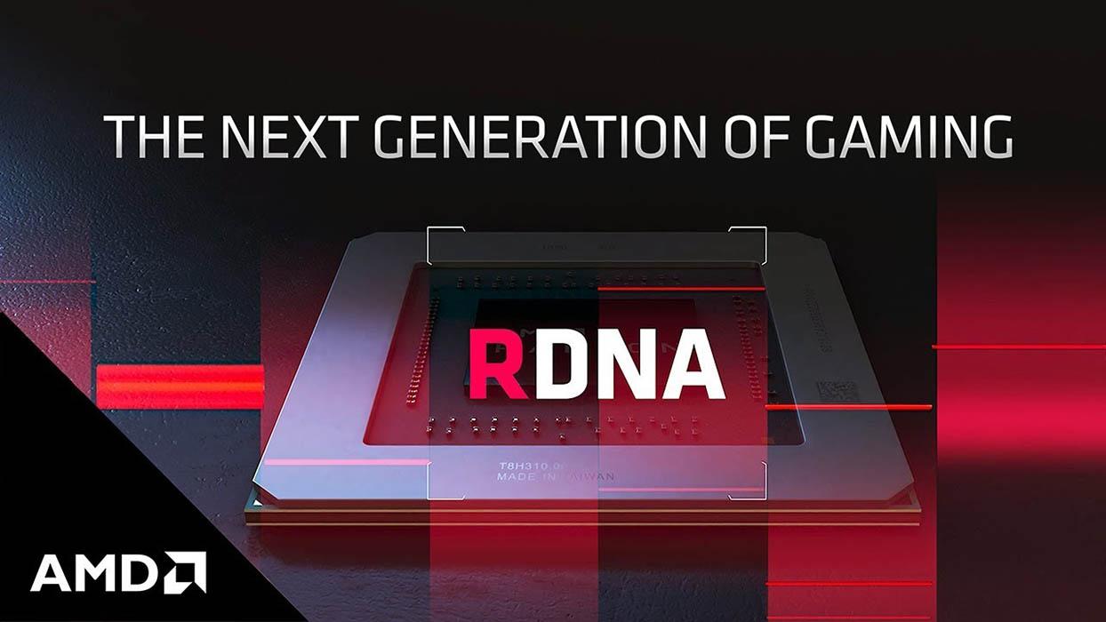 AMD Ray Tracing Vision: la incorporación de Ray Tracing con RDNA
