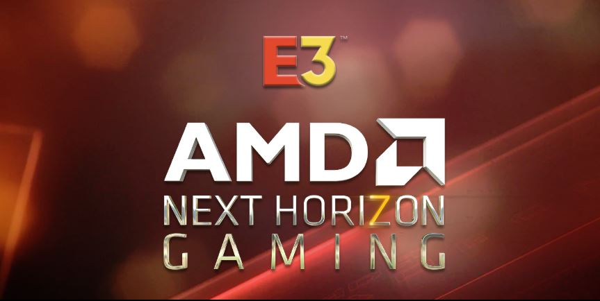 Sigue aquí la conferencia AMD Next Horizon Gaming del E3 2019