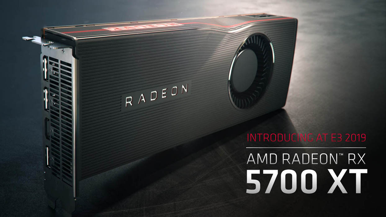 Los modelos customs de las AMD RX 5700 llegarán mas tarde