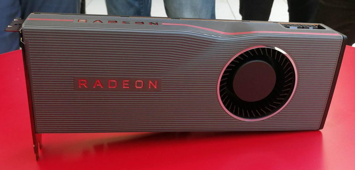 AMD presenta sus nuevas GPUs AMD RX 5700 XT y RX 5700