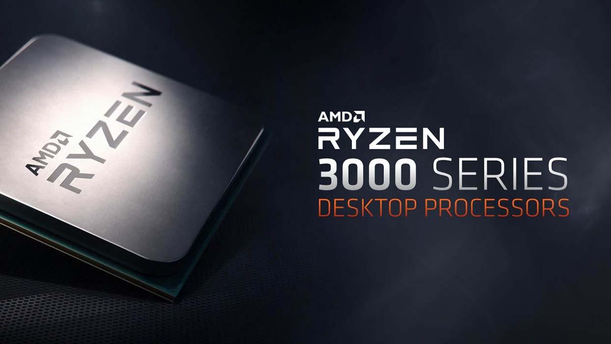 AMD Ryzen 3000 ya disponible para su compra en España
