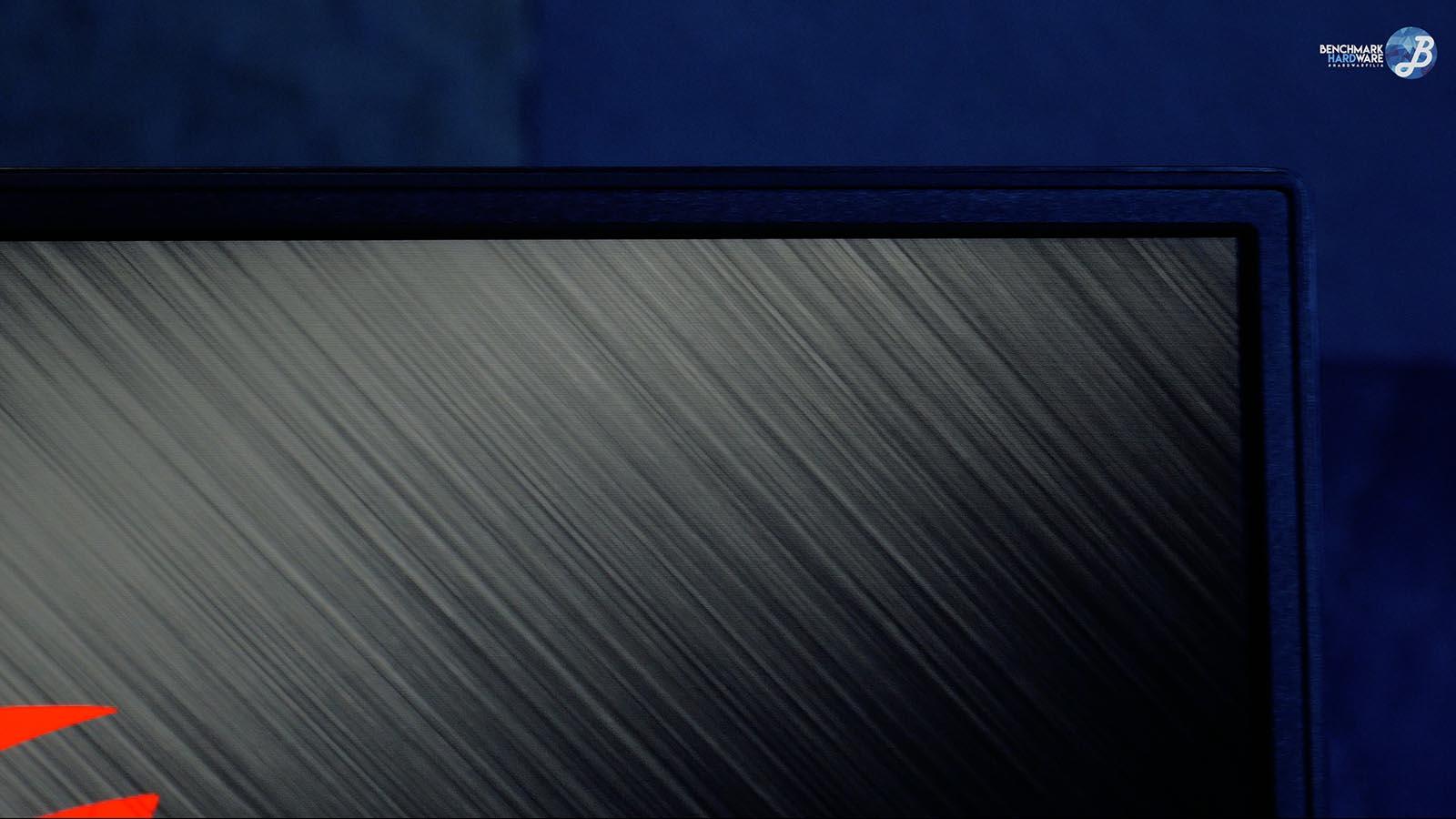 Asus Scar II - Biseles pantalla