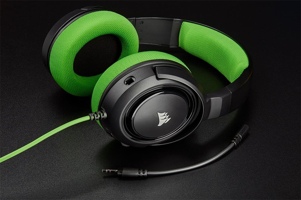 Corsair anuncia sus nuevos auriculares Corsair HS35 Stereo