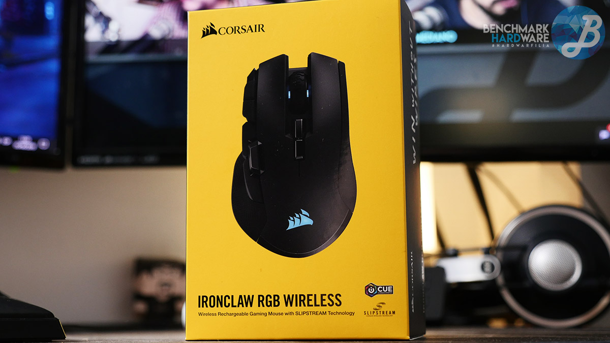 Ironclaw RGB Wireless - Embalaje