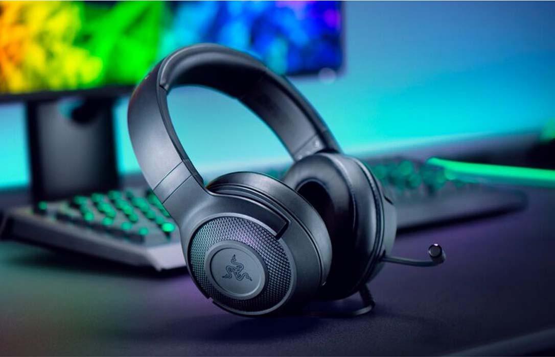 Razer presenta su nuevo headset ligero, el Razer Kraken X
