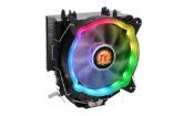 Thermaltake muestra su nuevo disipador Thermaltake UX200 ARGB Lighting