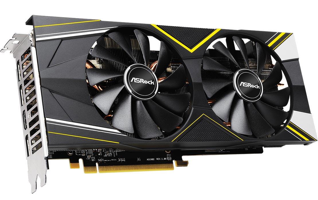 ASRock RX 5700 Challenger, las primeras AMD RX 5700 personalizadas