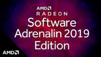 AMD saca sus nuevos drivers AMD Radeon Adrenalin 19.7.1