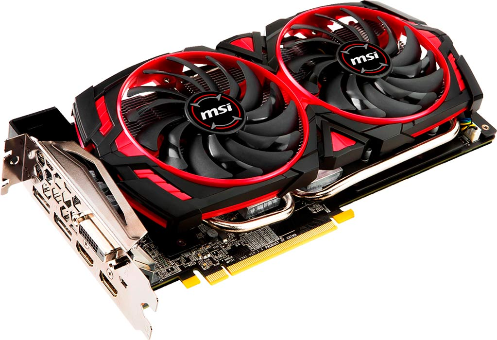 MSI presenta los primeros modelos customs de AMD RX 5700