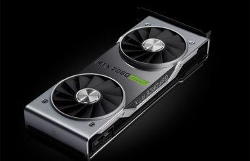 NVIDIA RTX 2080 Super Founder Edition